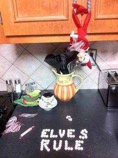 elf on the shelf #funny story #gags