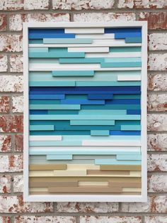 Wall Art Wood Wall Art Wood Sculpture Modern by moderntextures