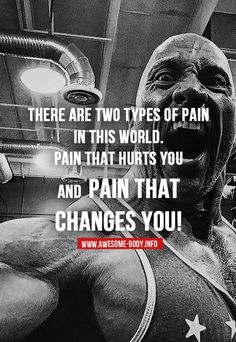 Two Types Of Pain,Which Pain You Choose?