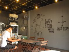 Small Restaurant Design Ideas 17 best images about caf inspiration on pinterest cafe restaurant bar and search cafe design Small Restaurant Design Ideas In Minimalist Interior Coffee Shop Pinterest Restaurant Design And Rustic
