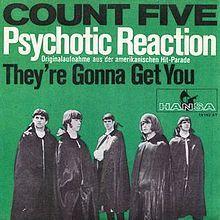 Psychotic Reaction - Wikipedia, the free encyclopedia