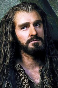 King Under the Mountain, King of Our Hearts.  Richard Armitage