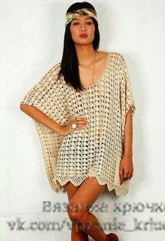Una linda túnica de verano muy versátil :)