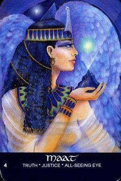 MISTERIOS DE SIRIUS: MAAT... LA DIOSA EGIPCIA DE LA VERDAD