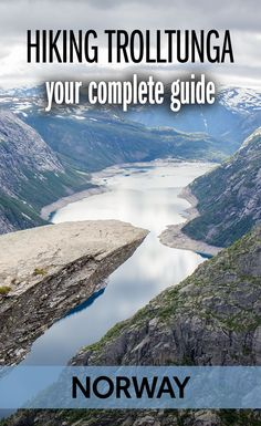 Are you looking for one of the best hikes in Europe? Then perhaps you want to hike Trolltunga in Norway! This day hike takes you through spectacular scenery and you finish at a rock hanging over a cliff. Here are all my tips for hiking Trolltunga in this complete guide.