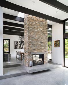 Modern atrium house - desire to inspire - desiretoinspire.net