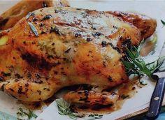 Lemon  tarragon chicken