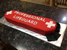 Rescue Tube Cake