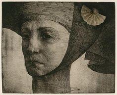 'Donna' (2006) by Czech artist Marina Richterová. via One Pink Goose