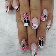Alaia, Nail Designs, Nail Art, Nails, Indiana, Beauty, Nail Arts, Work Nails, Stickers