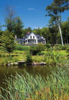 Building an Authentic New Old Farmhouse - Old-House Online - Old-House Online