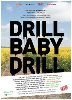This is a David vs Goliath story of Polish Farmers against oil company Chevron. Film Screenings in July 2013 in the South East England. >Not seen yet< #fracking #documentary