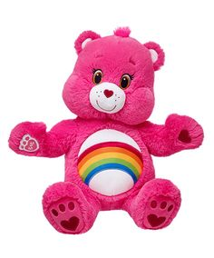 17 in. Cheer Bear™ | Build-A-Bear || $25