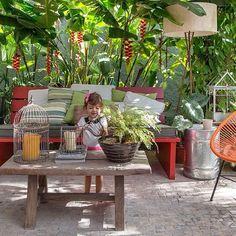 Fim de semana é hora de brincar no jardim! Esse é na casa da Antonia! @andrenazarethfoto . #natoca #ldecor #natocadesign #kidsplay #kidsroom #kidsdecor #instakids #