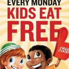 05d9641f1f2fa Come to Ridgefield's most family friendly restaurant every Monday and your  kids eat free!