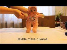 Říkanka pro děti s ukazováním - Šašek - YouTube