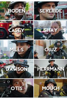 Chicago Fire♥️♥️