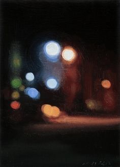 City-lights, by Stephen Magsig
