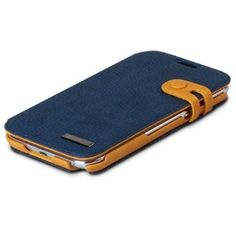Amazon.com: Samsung Galaxy Note 2 II N7100 Zenus Masstige Color Edge Diary Stand Cover Case / Italian top norch embossed faux leather - Royal Navy: Cell Phones & Accessories $39.95