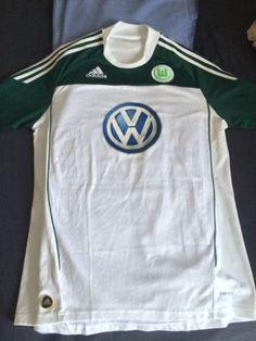 VfL Wolfsburg Trikot 10/11 Größe M