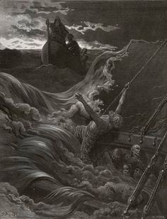 Gustave Doré  The Rime Of The Ancient Mariner Part VII. (This Hermit good lives in that wood...) by Samuel Taylor Coleridge