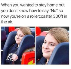 but i like roller coasters as long as they don't lead to death