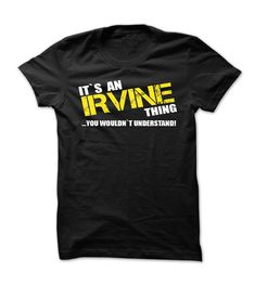 Are You #IRVINE or do you know any? Get this #LIMITED_EDITION shirt here!