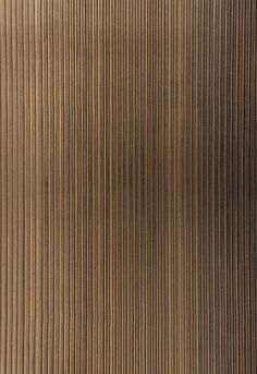 FSchumacher Wallpaper 529907 Rimini Rib Burnished Bronze