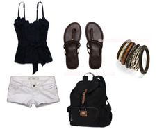 Cutest school outfit!