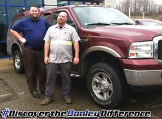 Thank you Jeffery A. for choosing #DonleyFord! We hope you enjoy your 2006 Ford F-250! #DiscoverTheDonleyDifference
