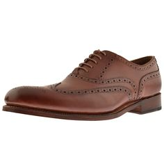 8eb06e38569 GRENSON DYLAN BROGUES SHOES BROWN.  grenson  shoes