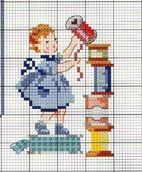 Cross Stitch Boards, Mini Cross Stitch, Cross Stitching, Cross Stitch Embroidery, Cross Stitch Designs, Cross Stitch Patterns, Lilo And Stitch Experiments, Lilo Et Stitch, Vintage Cross Stitches