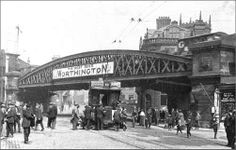 Longton Bridge - Past