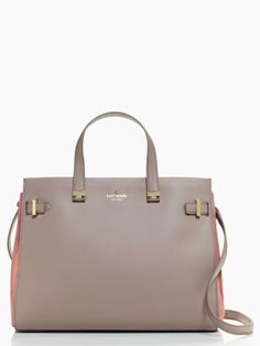 25% off this beautiful Kate Spade bag with code: BEMERRY until November 16th! http://bit.ly/1v8c2cq