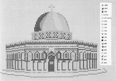 dome of the rock chart