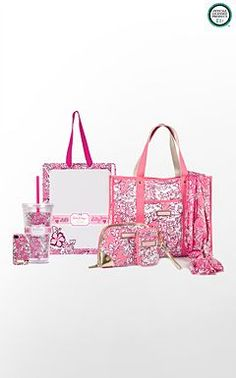 Lilly Pulitzer - Sorority Collection!!  Cute College Sitter Gifts