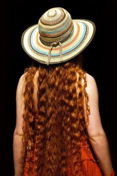 long redhair::