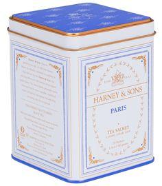 Harvey and Sons Paris Tea. Possibly my favorite tea...