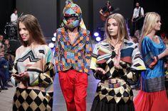 Fashion Live! - Lenka Sršňová - Galaktika 2014