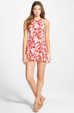 Check out my latest find from Nordstrom: http://shop.nordstrom.com/S/4054683  One Clothing One Clothing Floral Print Halter Romper (Juniors)  - Sent from the Nordstrom app on my iPhone (Get it free on the App Store at http://itunes.apple.com/us/app/nordstrom/id474349412?ls=1&mt=8)