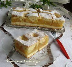 Danina kuhinja: Pita sa jabukama i pudingom