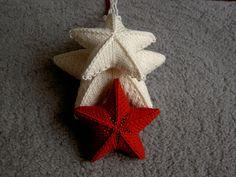 <3 Christmas Balls, Merry Christmas, Christmas Ornaments, Christmas Patterns, Christmas Stuff, Crochet Ornaments, Felt Ornaments, Pattern Library, Christmas Decorations