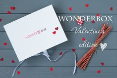 Wonderbox №10 Valentine's edition наполнение