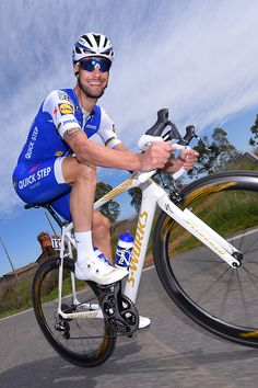 52th Tirreno Adriatico 2017 / Stage 3 Tom BOONEN / Greg VAN AVERMAET Blue Leader Jersey / Monterotondo Marittimo Montalto Di Castro /