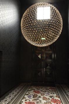 Raimond light fixture :)