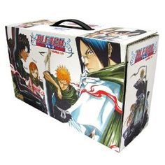 Bleach Box Set (Vol. 1-21) [Paperback]