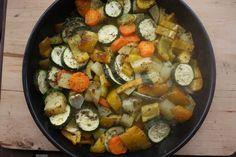 verdure miste grillate