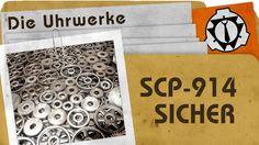 SCP-914: Die Uhrwerke