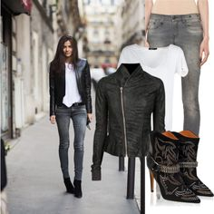 """""""Skinny Jeans...Master class by Mrs. Martelo"""" by lidia"""