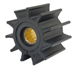 """Jabsco Impeller Kit - 12 Blade - Neoprene - 3-"""" Diameter - Brass Insert - Spline Drive [17935-0001-P]"""